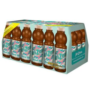Arizona Iced Tea With Lemon 16 Ounce Bottles - 24 Pack