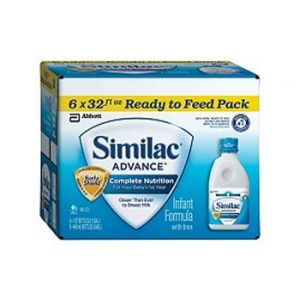8 Pack - Similac Earlyshield Rtf 32oz