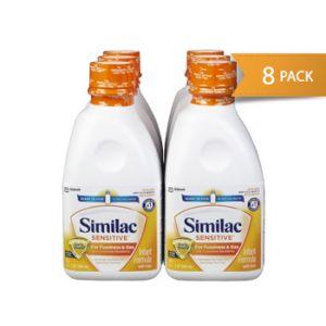 8 Pack - Similac Sensitive 32oz