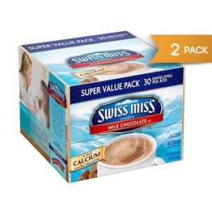 Swiss Miss Hot Cocoa Packets 60/ .73z