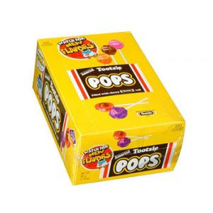 Tootsie Pops 100ct