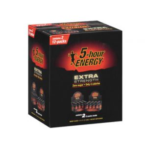 5 Hour Energy Berry Flavor 24 Pack- 2 oz
