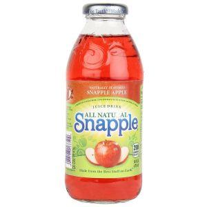 Snapple Apple Juice 16 oz - 12 Pack