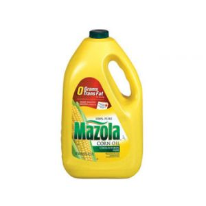 Mazola Corn Oil 4.5 QT