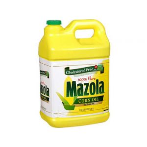 Mazola Corn Oil 2.5 Gallon