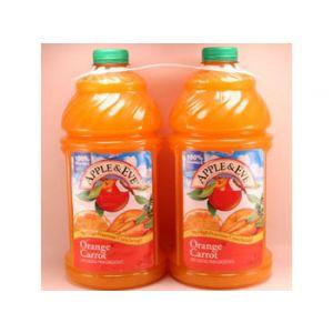 Apple & Eve Orange Carrot Juice 96 oz - 2 Pack