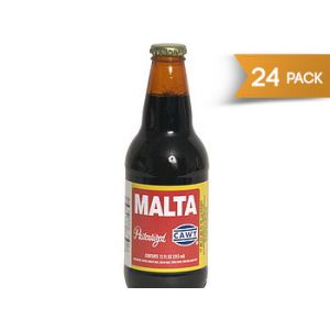 Cawy Malta 12 oz. Bottles - 24 Pack