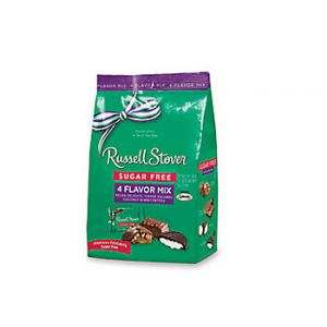 Russell Stover Sugar Free Assrtmnt 20.625 oz