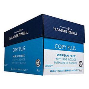 HammerMill Copy Plus Copy Paper, 8 1/2