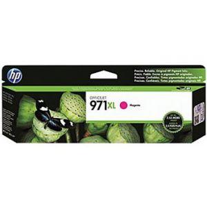 HP 971XL Officejet Pro X Magenta Ink Cartridge (CN627AM), High Yield