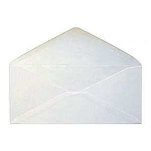 #10 Standard Business Gummed Envelopes, 500/Box