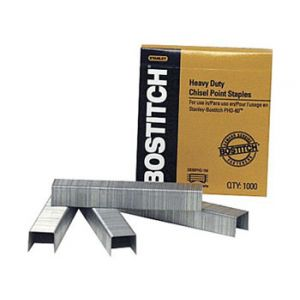 Stanley Bostitch Personal Heavy-Duty Premium Staples, 13/32 - 1,000 Staples