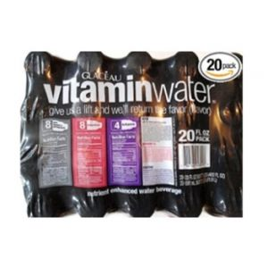 Vitamin Water 20Pk/20 OZ