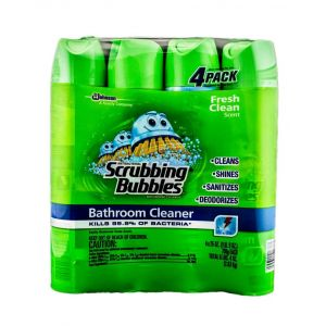 Scrubbing Bubbles Bathroom Cleaner 4/25 oz