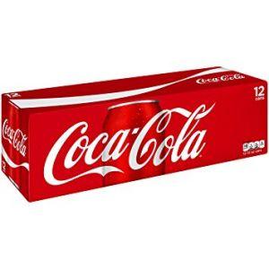12 Pack - Coca Cola Classic 12 oz
