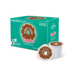 Green Mountain Coffee The Original Donut Shop Extra Bold Coffee Keurig (K-Cup) - 80 Pack