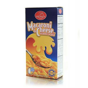 PROMOS, MACARONI & CHEESE DINNER. 24 / 6.25oz.