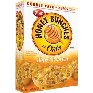 Post Honey Bunches Of Oats 48 oz