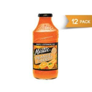12 Pack - Mystic Orange-Carrot 16 oz