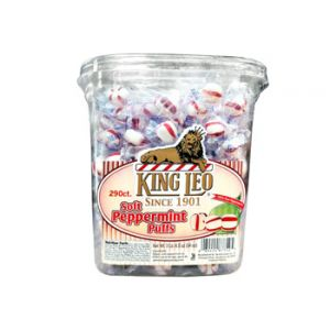 King Leo Peppermint Puffs 290 ct