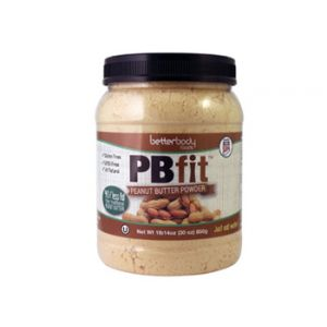 Betterbody Food 30Z Peanut Butter Powder Natural