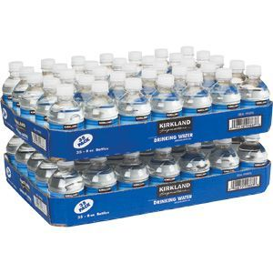 Kirkland Signature Premium Water 8 oz Bottles - 70 Pack