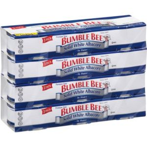 Bumble Bee Solid White Tuna 3 oz - 12 Pack