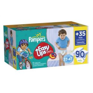3T-4T Pampers Easy Ups Boys Diapers