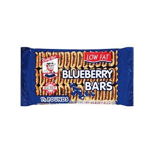 DADDY RAY'S BLUEBERRY BARS 24/10 OZ.
