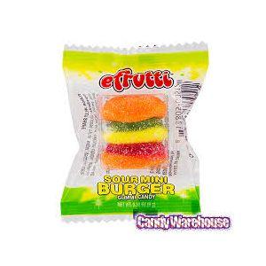 Sour Burger 6 X 60