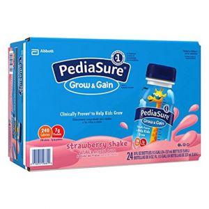 PediaSure Strawberry Shake 8 oz - 24 Pack