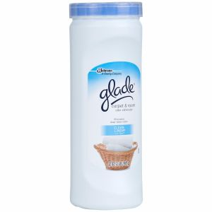 Glade Carpet & Room Odor Eliminator Powder 32 oz - Clean Linen