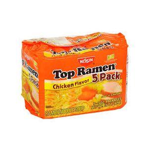 NISSIN TOP RAMEN CHICKEN 24/3oz (BILINGUAL)