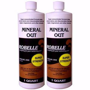 Robelle Mineral Out, 2 pk./1 qt.