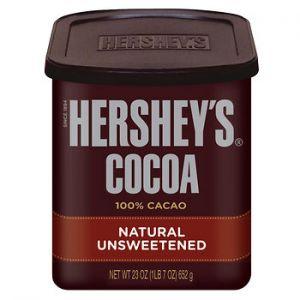 Hershey's Unsweetened Baking Cocoa - 23oz