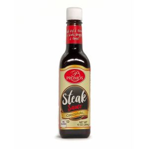 PROMOS STEAK SAUCE.12/10OZ.