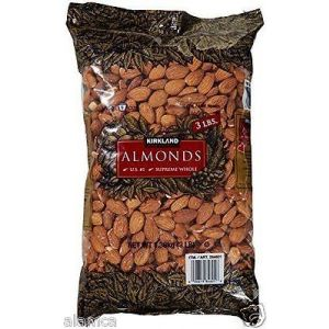 Kirkland Signature Almonds 48 OZ