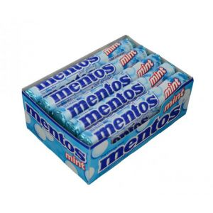 Mentos Mint Candy 15ct