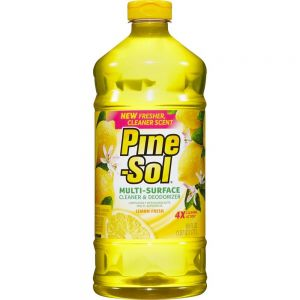 Pine-Sol Multi-Surface Cleaner, Lemon Fresh, 60 fl oz