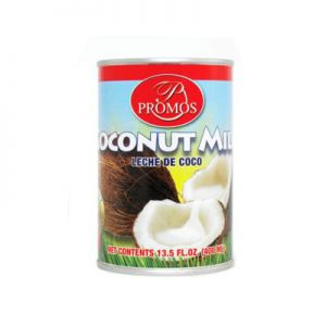 PROMOS COCONUT MILK. 24/13.5OZ.