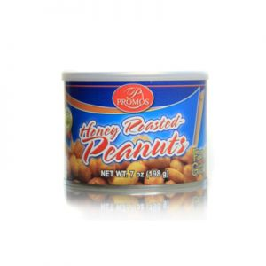 PROMOS HONEY ROASTED PEANUTS 12/7 OZ  New Pack Size