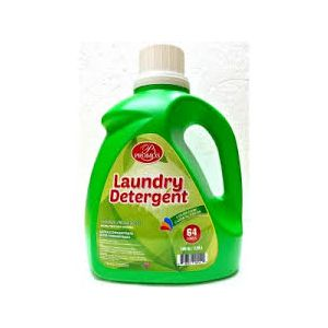 PROMOS LIQUID LAUNDRY DETERGENT-ORIGINAL FRESH SCENT. 4/100OZ.