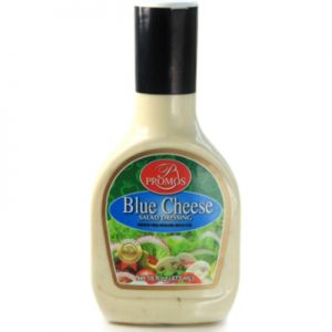 PROMOS SALAD DRESSING- CHUNKY BLUE CHEESE 6/16 OZ