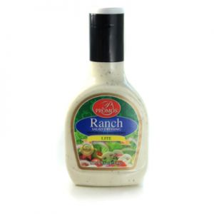 PROMOS SALAD DRESSING LIGHT/CREAMY RANCH.12/16 0Z.