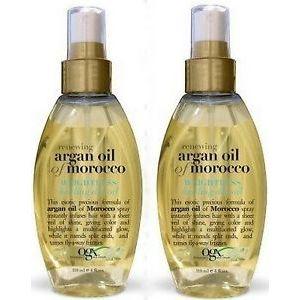 Organix Argan Oil Of Morocco 4oz - 2 Pack