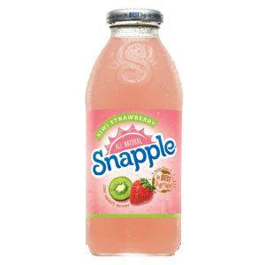 Snapple Kiwi Strawberry 16 oz - 12 Pack