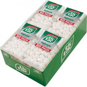 Tic Tac Fresh Mint 12 ct