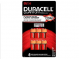 Duracell Quantum Alkaline 9V 6PK